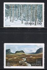 SVEZIA SWEDEN 1977 EUROPA/NATURE/FOREST in SNOW/RAPADALEN VALLEY/VIEW/TREES