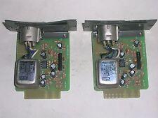 2 pcs MIC Input Card TAMRADIO TpAs 203G 600Ω : 10KΩ