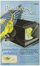 Parakeet Nest Box, Black, New, Free Shipping