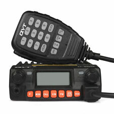 QYT KT-8900R Tri-band U/VHF 25W Car Mobile Transceiver Two-Way Radio Car Charger