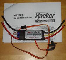 Hacker Brushless Motors 40-3P Master Speed Controller