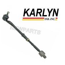 Karlyn Driver Left Steering Tie Rod Linkage Inner+Outer Link for BMW E46 E85 E86