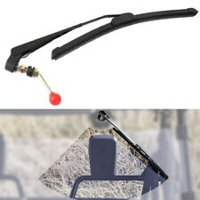UTV Manual Hand Operated Windshield Wiper Rubber Blade for Can am Maverick