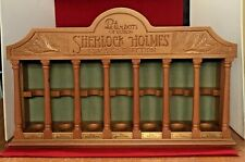 More details for peterson sherlock holmes classic collection pipe rack brand new