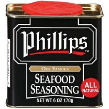 Phillips Seafood Seasoning Maryland's Famous Shrimp, Fish & Crab Cake Seasoning