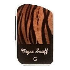 Tiger Snuff G (Tabakfrei)10g Schnupf Pulver von Bernard