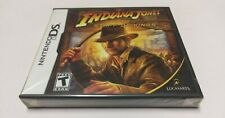 Indiana Jones and the Staff of Kings (Nintendo DS, 2009) NDS 2DS 3DS NEW