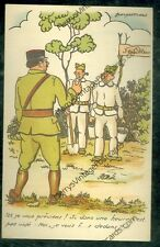 Comique Militaire, 17, France (not mailed pre-1920(militarycomics#130