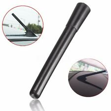 "4"" Car Antenna Black Studdy Aerial 10CM For VW Golf MK3 MK4 MK5 R32 City GTI"