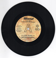 THE INDEPENDENTS Lucky Fellow / I Love NEW NORTHERN SOUL DEMO 45 (OUTTA SIGHT)