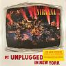 Nirvana Mtv Unplugged in New York (25Th Anniversary) Doppel Vinyl LP 180 Gr