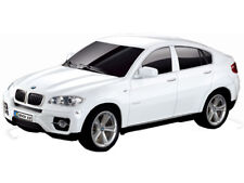 OFFICIAL LICENSED BMW X6 1/24 SCALE RC RADIO REMOTE CONTROL CAR - FRONT&BACK LED