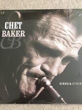 Chet Baker 'Sings & Strings' 2 X Vinyl LP - New and Sealed