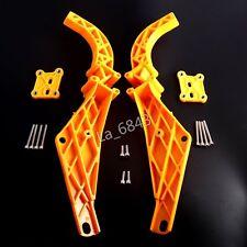 Inner Fairing Batwing Support Brackets For Harley Touring FLHX FLHT 96-13