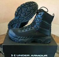 NIB Under Armour Valsetz 2.0 Men's WIDE Tactical Boots Black 1296759-001 E Sizes