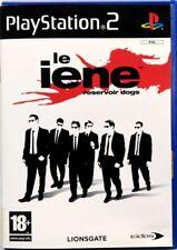 Gioco PS2 Le Iene - Reservoir Dogs - Eidos Sony Playstation 2 Usato