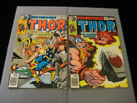 Thor #280 And #281 (1979, Marvel)