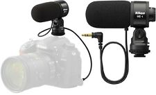 Nikon ME-1 Stereo Microphone for Digital SLR Cameras, London