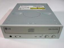 Lector Grabador Cd LG 16x10x40 pc interna 5,25