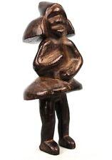 Art Africain Arts Premiers Primitif - Statue Danseur Dogon Masque Walu - 52 Cms