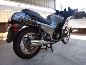 Kawasaki GTR 1000 Stainless Mufflers, Motad
