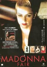 Madonna - Fair / Evita  JAPAN FLYER *