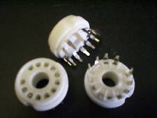 Vacuum Tube Sockets 12 pin COMPACTRON (PCB) (4 pieces)