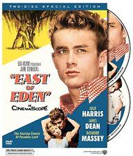 East Of Eden 2 Disc Special Edition DVD SEALED james dean JULIE HARRIS 1925-2013