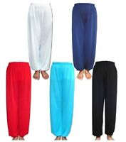 Chinese Kung Fu Tai Chi Pants Martial Arts Trousers Yoga bloomers Uniforms S-XXL