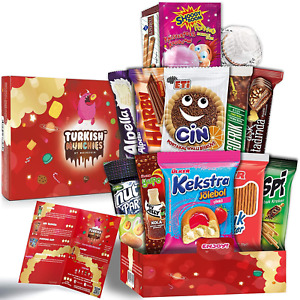 Midi Special Premium International Snacks Variety Pack Care Package for Adults