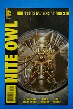 Finch 1:25 Variant Cover~ Before Watchmen Nite Owl # 2 Comic 2012 Nm Unread