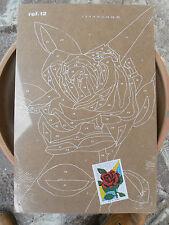 NUOVO Tavola Tavoletta legno compensato prestampata hobby mod rosa