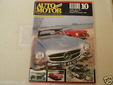 AMK 1999-10 KREIDLER 50 CC RACERS,MERCEDES 190 SL,YAMAHA XS750,GLAS 1700 GT,SLS