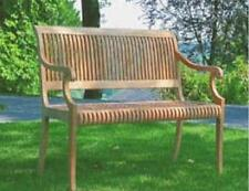"Balitique Teak Victoria 2 Seat Bench ""LAST ONE"""