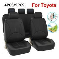 Auto Seat Cover Cushion Protector Accessories For Toyota RAV4 Corolla Brandnew