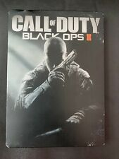 Call of Duty Black Ops 2 II Steelbook Steel Book Canada (No Game)