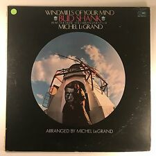 Bud Shank Plays The Music Of Michel LeGrand ‎– Windmills Of Your Mind VINYL LP