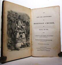 The Life and Adventures of Robinson Crusoe, a Memoir and Essay: Daniel De Foe