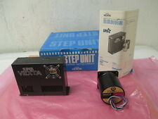 Super Vexta 5-Phase Step Unit, Stepping Motor & Driver UPH599H-A UDX5128 401038