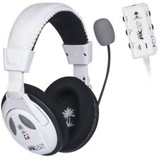 Turtle Beach Ear Force PX22 Gaming Headset [PS3, Xbox 360, PC], Weiß