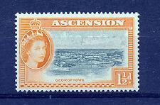 ASCENSION 1956 DEFINITIVES SG59 1½d  MNH