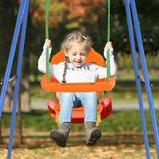 Indoor Outdoor Toddler Playground Swing Set Fun Play Baby Toy Child Kids Rocker