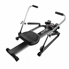 Qazxs Everfit ROWINGOIL360 Oil-Cylinder Rowing Machine