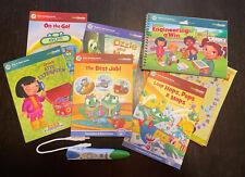 LeapFrog Leap Frog Reader Stylus Pen Bundle; Lots of Books! blue/green #21301
