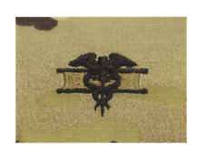 Vanguard ARMY EMBROIDERED BADGE ON OCP SEW ON: EXPERT FIELD MEDICAL