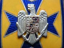 Orden  Abzeichen Königreich Rumänien Landeswacht 30iger Jahre