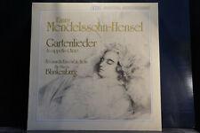 Fanny Mendelssohn-Hensel - Gartenlieder / Blankenburg