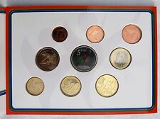 IRELAND EURO SET WITH €5 COIN 2003 SPECIAL OLYMPICS SEALED IN ORIGINAL FOLDER BU