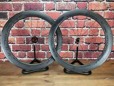 Roval CLX 64 Carbon Rim Brake Wheelset 700cTubeless Clincher Ceramicspeed