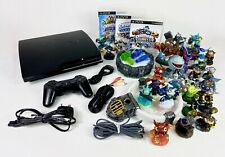 PlayStation 3 Slim PS3 Console Huge Skylanders 36 Piece Bundle - Quick Despatch